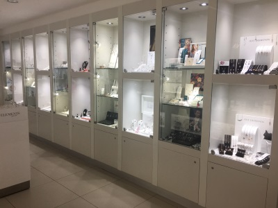 The inside of the Silver Shop - second image